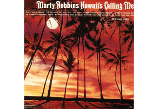 Marty Robbins - Hawaii's Calling Me - (CD)