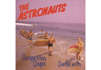 The Astronauts - Competition Coupe/Surfin' With The Astronauts - (CD)