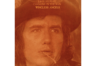 John Stewart - Cannons In The Rain/Wingless Angels - (CD)