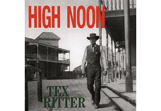 Tex Ritter - High Noon - (CD)