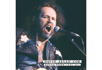 David Allan Coe - Rough Rider/Dac Plus - (CD)