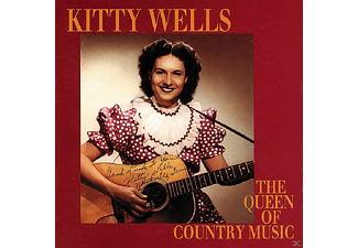 Kitty Wells - Queen Of Country Music 1949-19 - (CD)