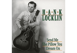 Hank Locklin - Send Me The Pillow You Dream On - (CD)