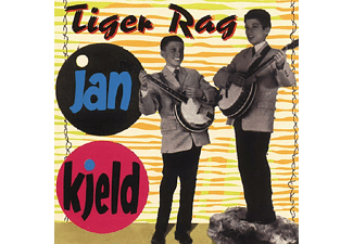 Jan - Tiger Rag - (CD)