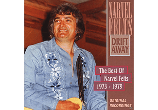Narvel Felts - Drift Away-Best 1973-79 - (CD)
