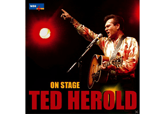 Ted Herold - On Stage - (CD)