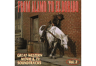 VARIOUS - From Alamo To El Dorado - (CD)