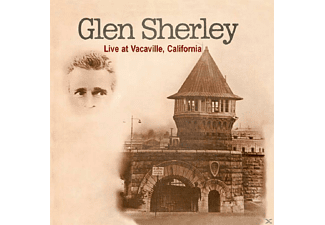 Glen Sherley - Live At Vacaville, California - (CD)