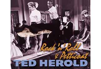 Ted Herold - Rock'n Roll & Petticoat - (Maxi Single CD)