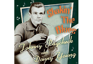 Johnny Paycheck - Shakin` The Blues - (CD)