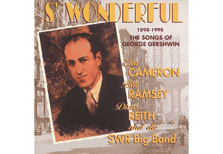 VARIOUS - S Wonderful-The Songs Of Ge - (CD)