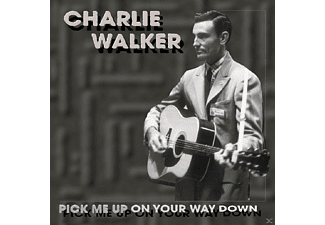 Charlie Walker - Pick Me Up On Your Way  5-Cd & - (CD)