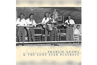 Charlie Adams - Cattin' Around [CD]