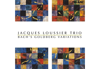 Jacques Trio Loussier - Goldberg-Variationen - (CD)