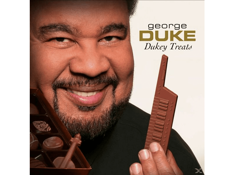 George Duke - Dukey Treats [CD]