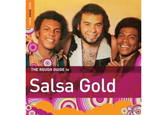 VARIOUS - Rough Guide to Salsa Gold - (CD)