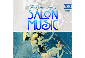 VARIOUS - The Golden Age Of Salon Music - (CD)