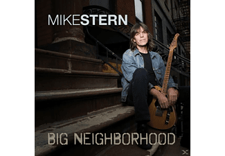 Mike Stern - Big Neighborhood - (CD)