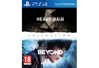 The Heavy Rain & Beyond Two Souls Collection PlayStation 4