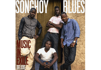 Songhoy Blues - Music In Exile Deluxe - (CD)