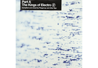 VARIOUS - The Kings Of Electro (Part1) - (Vinyl)