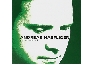 Andreas Haefliger - Haefliger Perspectives Vol.4 - (CD)