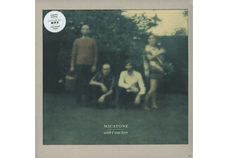 Micatone - Wish I Was Here - (LP + Download)