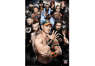 WWE Poster Superstars 2016