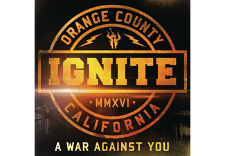 Ignite A War Against You (LP) Heavy Metal Vinyl