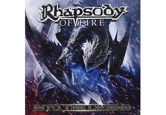 Rhapsody Of Fire - Into The Legend - (CD)