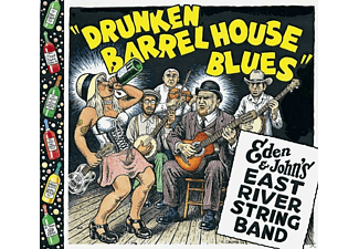 Eden And John's East River String Band - Drunken Barrel House Blues - (Vinyl)