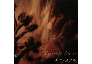 Concrete Blonde - Mojave - (CD)
