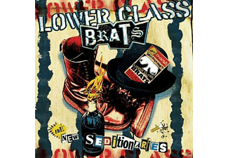 Lower Class Brats - The New Seditionaries - (CD)