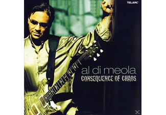 Al Di Meola - Consequence Of Chaos - (CD)