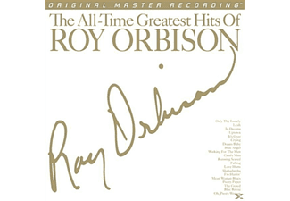 Roy Orbison - The All Time Greatst Hits Of [CD]