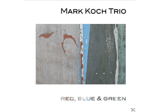Mark Trio Koch - Red, Blue & Green - (CD)