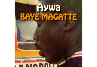 Baye Magatte - Aywa - (CD)