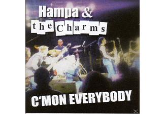 Hampa & The Charms - C'mon Everybody - (CD)