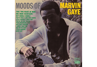 Marvin Gaye - Moods Of Marvin Gaye (Lp) [Vinyl]