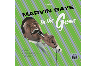 Marvin Gaye - In The Groove LP
