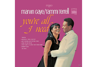 Marvin Gaye & Tammi Terrell - You're All I Need (Lp) - (Vinyl)