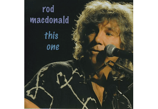 Rod Macdonald - This One [CD]