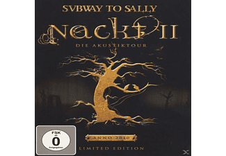 Subway To Sally - Nackt II (Limited Edition) - (DVD + CD)