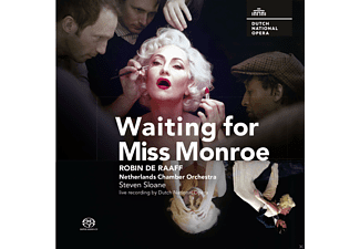Netherlands Chamber Orchestra - Waiting For Miss Monroe - (SACD Hybrid)