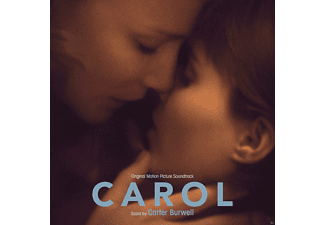 VARIOUS - Carol-Original Motion Picture Soundtrack - (CD)