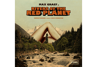 Max Graef - Rivers Of The Red Planet (2lp) - (Vinyl)