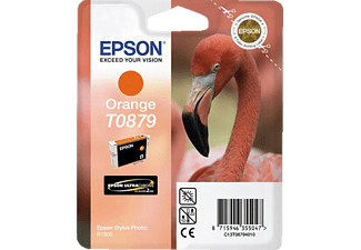 EPSON Original Tintenpatrone Flamingo Orange (C13T08794010)