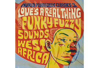 VARIOUS World Psychedelic Classics 3 (LP) Weltmusik Vinyl