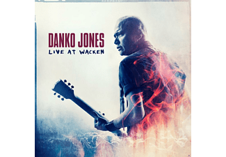 Danko Jones - Live At Wacken - (CD + DVD Video)