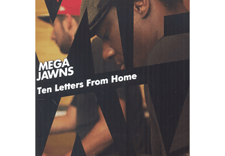 Mega Jawns - Ten Letters From Home - (CD)